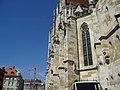 Regensburger Dom, Suedfassade, Wasserspeier 1-8.jpg