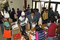Registration - Bengali Wikipedia 10th Anniversary Celebration - Jadavpur University - Kolkata 2015-01-09 2507.JPG