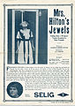 Release flier for MRS. HILTON'S JEWELS, 1913.jpg