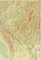 Relief map of USA Nevada Ruby Mountains.png