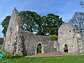 Remains of St Etheldredas church, Chesfield (geograph 4469541).jpg