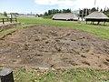 Remains of large pit-dwelling (Sannai Maruyama Site).JPG