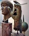 Remanescentes de estátua colossal de Constantino.jpg