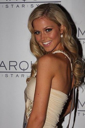 Miss Universe Australia - Image: Renae Ayris Miss Universe Sydney Australia (7419821918)