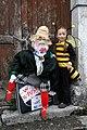 Resia San Giorgio carnival doll with Maya-bee 03022008 63.jpg