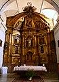 Retablo mayor de la iglesia de Olombrada.jpg