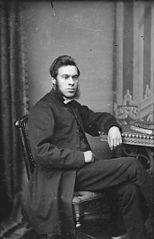 Revd Hugh Williams (Hywel Cernyw, 1843-1937)