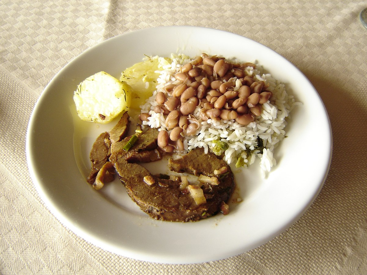 Rice And Beans Wikipedia