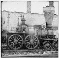 Richmond, Va. Damaged locomotives LOC cwpb.02497.tif