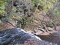 Ricketts Glen State Park Harrison Wright Falls 5.jpg