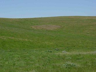 Aboriginal sites of Victoria - Riddells Road Earth Ring