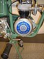 Rieju Velomotor N 3 50cc 1949 engine.JPG