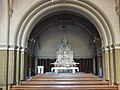 Rijeka Capuchin Church of Our Lady of Lourdes intern chapel.jpg