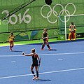 Rio 2016 - womens field hockey - ESP v NED (20).jpg