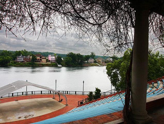 Riverwalk Amphitheater Augusta Ga pet friendly hotels in augusta ga