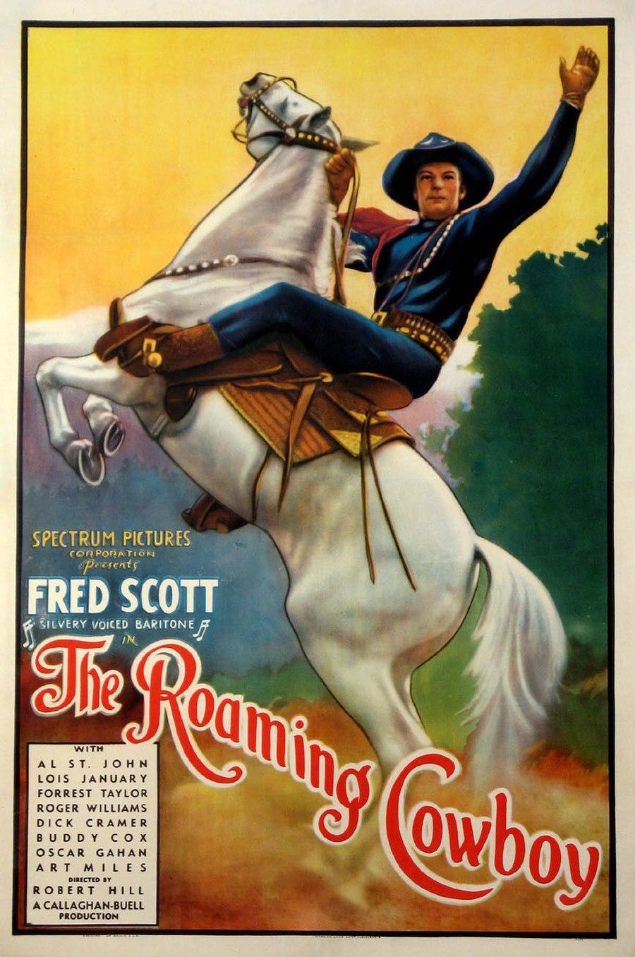 The Roaming Cowboy