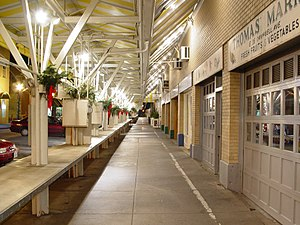 Roanoke City Market at night.jpg