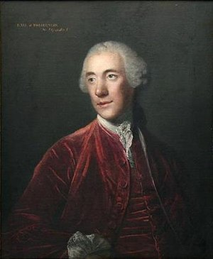 Robert Darcy, 4th Earl of Holderness - Image: Robert Darcy, 4th Earl of Holderness