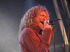 Robert Plant - 2007