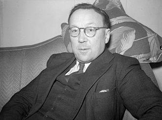 Robert Watson-Watt - Sir Robert Alexander Watson-Watt, ca. 1944
