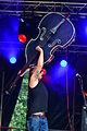Rock A Radio - Benni – Rock 'N' Rose Festival 2014 05.jpg