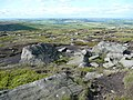 Rocky landscape, Meltham - geograph.org.uk - 1356228.jpg