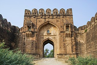 Rohtas Fort Fort in Punjab, Pakistan