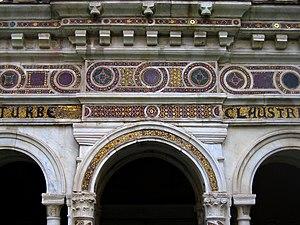Cosmatesque - Image: Roma sanpaolo 6