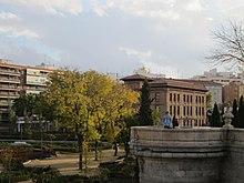 Colegio concepci n arenal wikipedia la enciclopedia libre - Colegio arquitectos toledo ...
