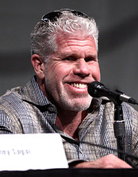 Ron Perlman på San Diego Comic-Con International 2012.