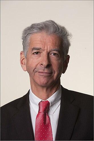 Second Rutte cabinet - Ronald Plasterk
