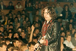 Rory Gallagher in Utrecht, 1987