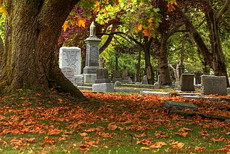Ross Bay Cemetery - Ross Bay Cemetery