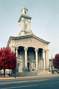 Ross County Courthouse von Chillicothe