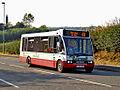 Rossendale Transport bus 58 (YJ05 JWG), 26 September 2008 (2).jpg