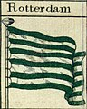 Rotterdam flag - Bowles's naval flags of the world, 1783.jpg