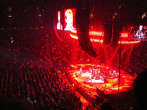 "The Police Reunion Tour - The Police performing ""Roxanne"" on 28 May 2007 at GM Place, Vancouver"