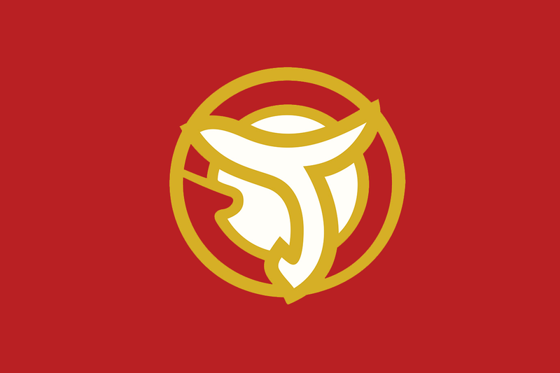ไฟล์:Royal Flag of Princess Ubolratana Rajakanya.png