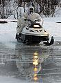 Royal Marines Driving Ski-Doos on Exercise in Norway MOD 45156545.jpg