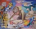 Rudolf Heinisch, Mein Sohn malt, 1951.JPG