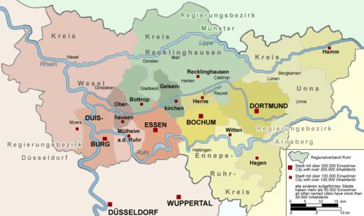Agglomerationsraum-Rhein-Ruhr