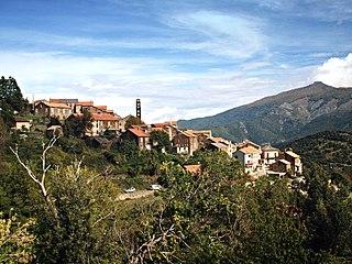 Rusio Commune in Corsica, France