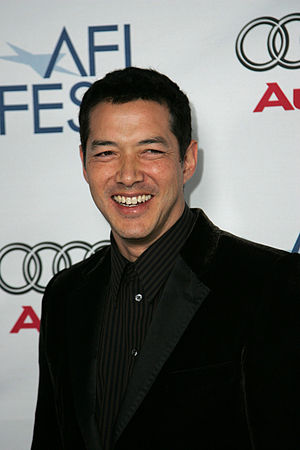 True Crime (series) - Image: Russell Wong, AFI Film Festival Los Angeles 2009