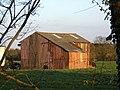 Rustic barn - geograph.org.uk - 762432.jpg