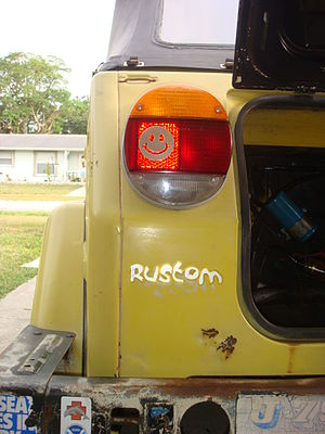Rustom is my Lifestyle!