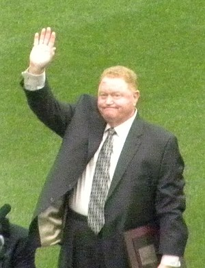 Rusty Staub - Staub at Citi Field in 2010.