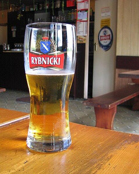 File:Rybnicki, piwo.jpg