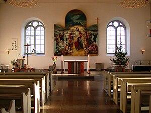 Kalmar S:t Johannes frsamling - Svenska kyrkan