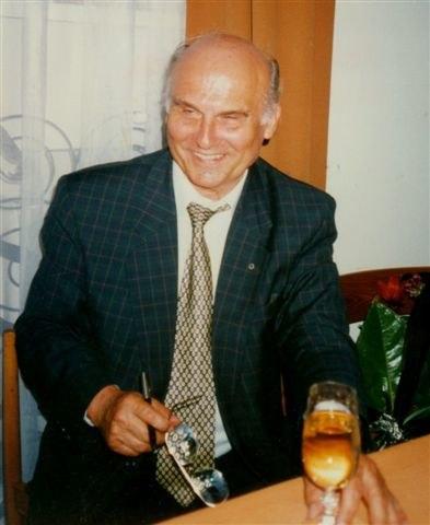 Ryszard Kapuscinski by Kubik 17.05.1997