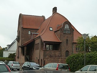 Ryvangen - Image: Ryvangskvarteret 1